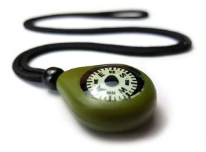 CMP-20 Compass Necklace