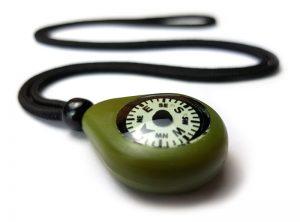 CMP-20 Compass Necklace