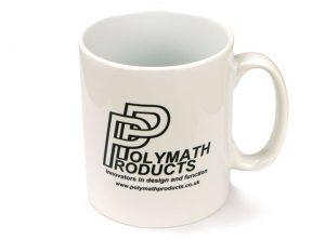 Polymath Products Ceramic Mug