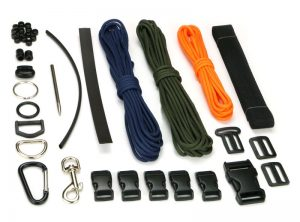 Adapt and Survive – Custom Paracord & Webbing Kit
